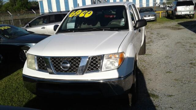 2005 Nissan Frontier 4dr Crew Cab SE Rwd SB - Lake Charles LA