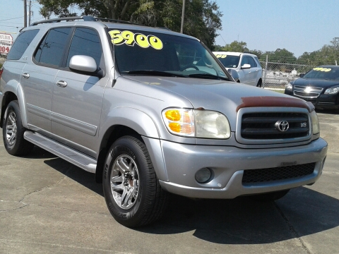 2003 Toyota Sequoia for sale in Lake Charles, LA