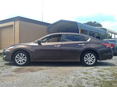 2014 Nissan Altima for sale in Lake Charles, LA