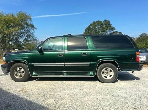2001 Chevrolet Suburban for sale in Lake Charles, LA