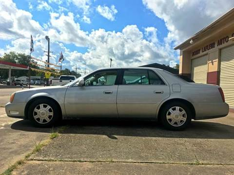 2005 Cadillac DeVille for sale in Lake Charles, LA