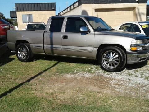 2000 Chevrolet Silverado 1500 for sale in Lake Charles, LA