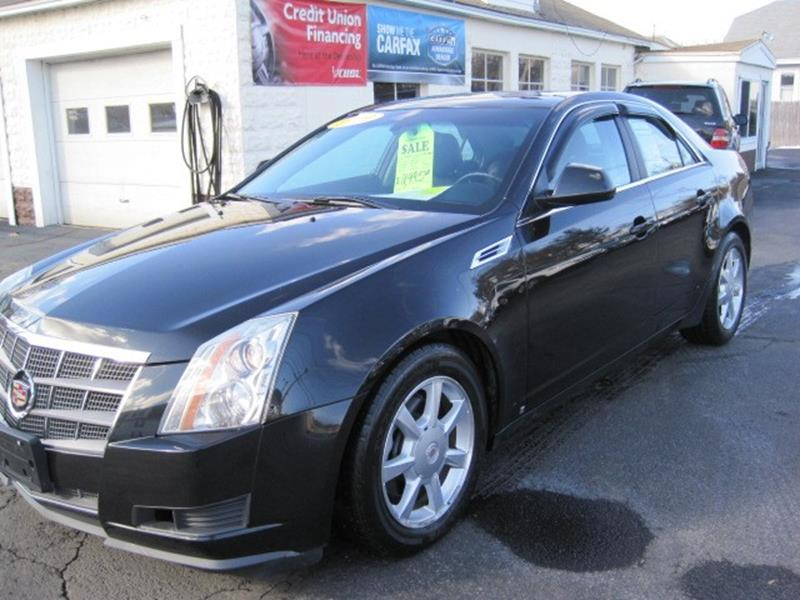 cadillac cts for sale in peabody ma