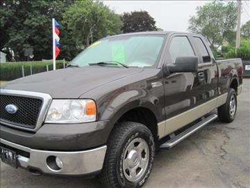 2007 Ford F-150 for sale in Peabody, MA