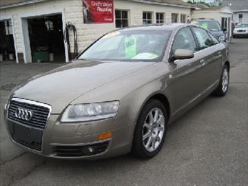 2005 Audi A6 for sale in Peabody, MA