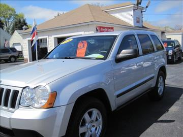 2008 Jeep Grand Cherokee for sale in Peabody, MA