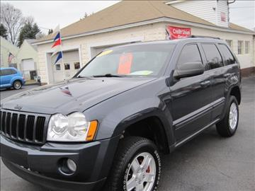 2007 Jeep Grand Cherokee for sale in Peabody, MA
