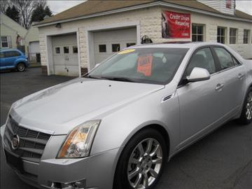 2009 Cadillac CTS for sale in Peabody, MA