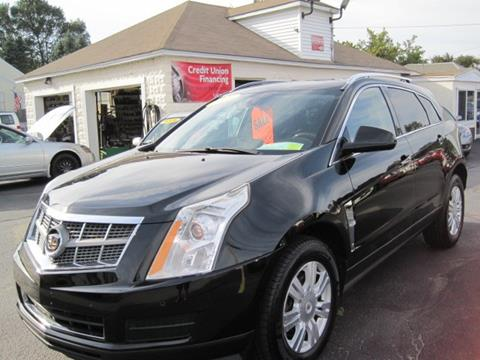 2010 Cadillac SRX for sale in Peabody, MA