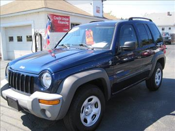 2004 Jeep Liberty for sale in Peabody, MA