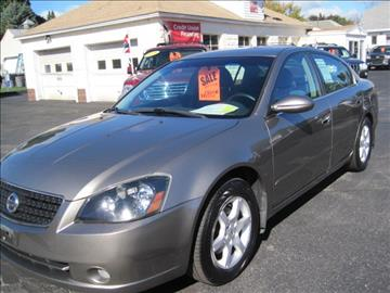 2006 Nissan Altima for sale in Peabody, MA