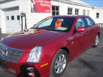 2008 Cadillac STS for sale in Peabody, MA
