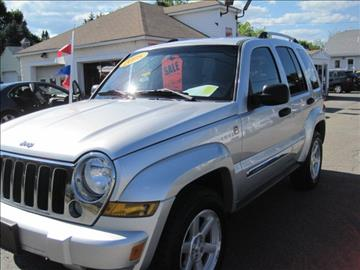2006 Jeep Liberty for sale in Peabody, MA