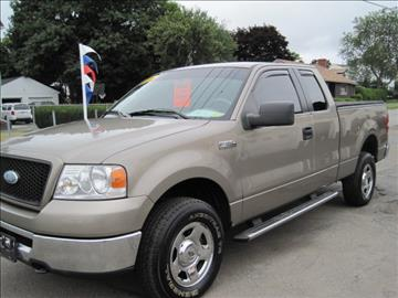 2006 Ford F-150 for sale in Peabody, MA
