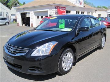 2010 Nissan Altima for sale in Peabody, MA
