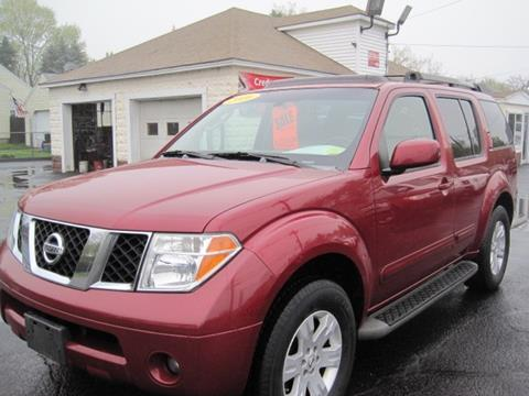 2006 Nissan Pathfinder for sale in Peabody, MA