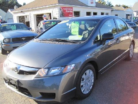 2011 Honda Civic for sale in Peabody, MA