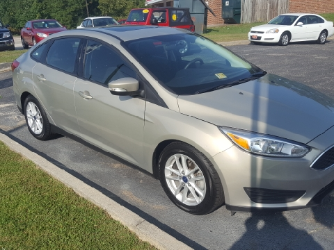 2014 Ford Focus for sale in Colonial Heights, VA