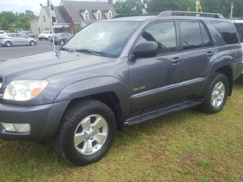 2005 Toyota 4Runner for sale in Colonial Heights, VA
