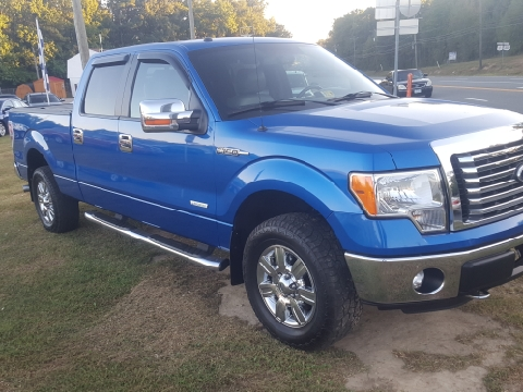 2012 Ford F-150 for sale in Colonial Heights, VA