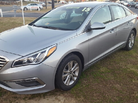 2015 Hyundai Sonata for sale in Colonial Heights, VA