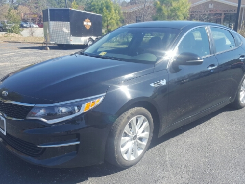 2016 Kia Optima for sale in Colonial Heights, VA