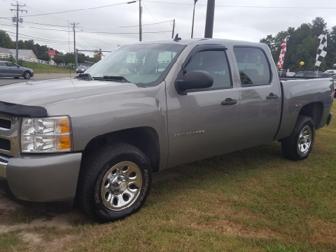 2007 Chevrolet Silverado 1500 for sale in Colonial Heights, VA