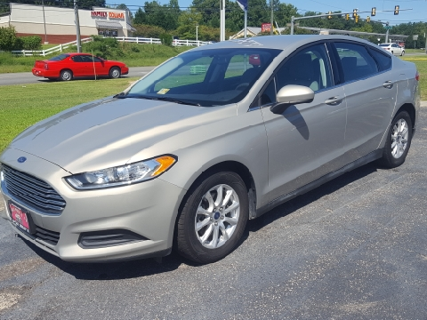2016 Ford Fusion for sale in Colonial Heights, VA