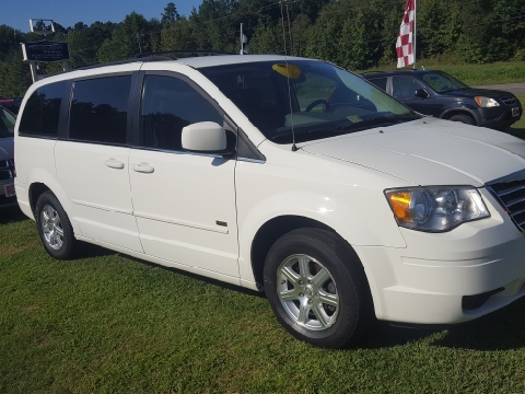 2008 Chrysler Town and Country for sale in Colonial Heights, VA