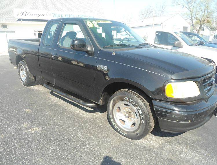 2002 Ford F-150 4dr SuperCab XL 2WD Styleside SB - Greenfield OH