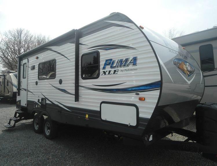 2018 PUMA XLE 21FBC  - Greenfield OH
