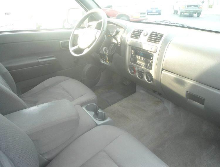 2004 Chevrolet Colorado 2dr Standard Cab Z85 LS Rwd SB - Greenfield OH