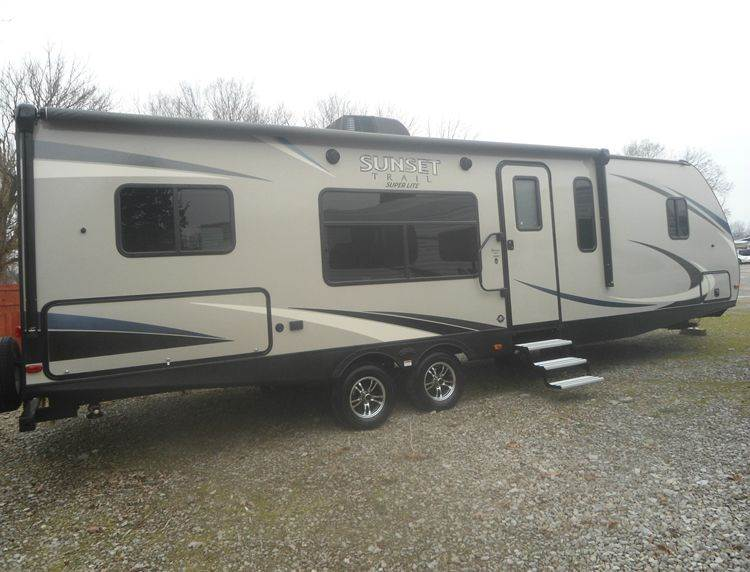 2017 SUNSET TRAIL 291RK  - Greenfield OH