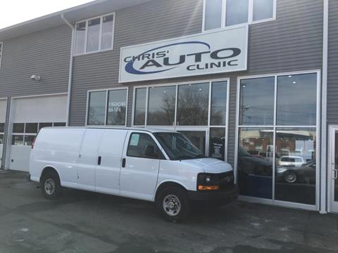 2011 Chevrolet Express Cargo for sale in Plainville, CT