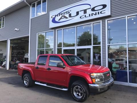 2007 GMC Canyon for sale in Plainville, CT