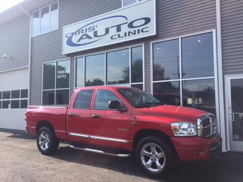 2008 Dodge Ram Pickup 1500 for sale in Plainville, CT