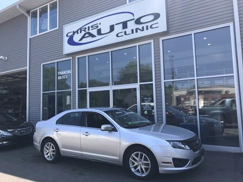 2012 Ford Fusion for sale in Plainville, CT