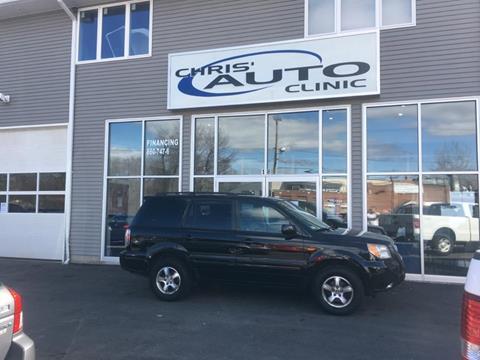 2008 Honda Pilot for sale in Plainville, CT