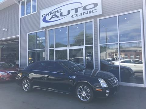 2008 Cadillac STS for sale in Plainville, CT