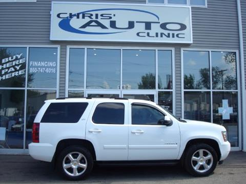 2007 Chevrolet Tahoe for sale in Plainville, CT