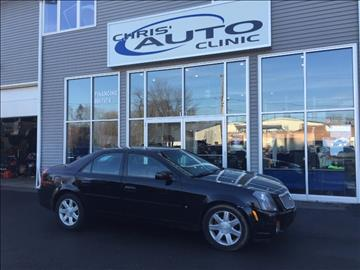 2007 Cadillac CTS for sale in Plainville, CT