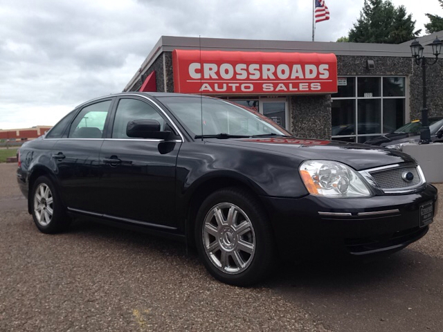 2007 ford five hundred sel awd 4dr sedan in eau claire wi crossroads auto sales. Black Bedroom Furniture Sets. Home Design Ideas