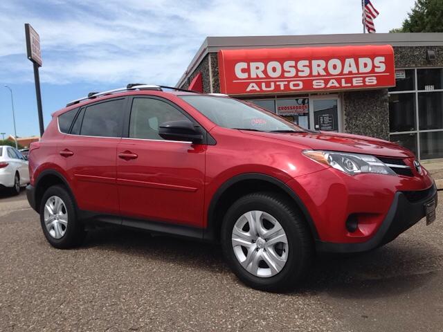 Crossroads Car Dealership Eau Claire
