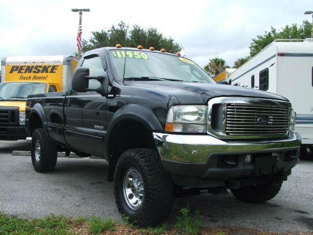 2003 ford f 250 super duty xlt 2dr regular cab 4wd lb in hollywood fl dan 39 s deals on wheels. Black Bedroom Furniture Sets. Home Design Ideas