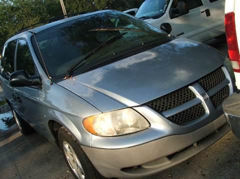2003 Dodge Caravan for sale in Davie, FL