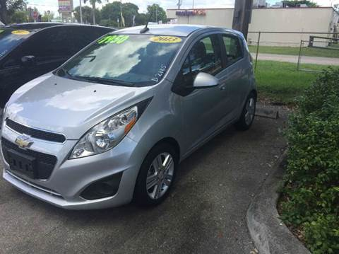 2013 Chevrolet Spark for sale in Davie, FL