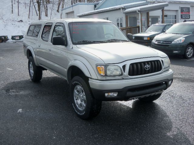 Used 2003 toyota tacoma for sale for Frontier motors inc pensacola fl