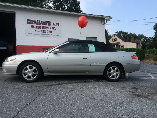 2002 Toyota Camry Solara for sale in EPHRATA PA