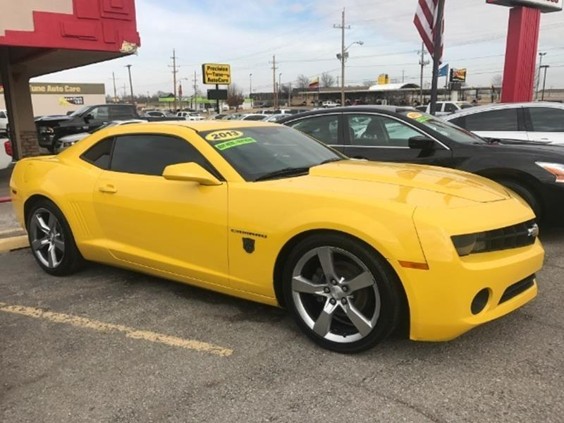 Chevrolet Camaro 2013 LS 2dr Coupe w/1LS