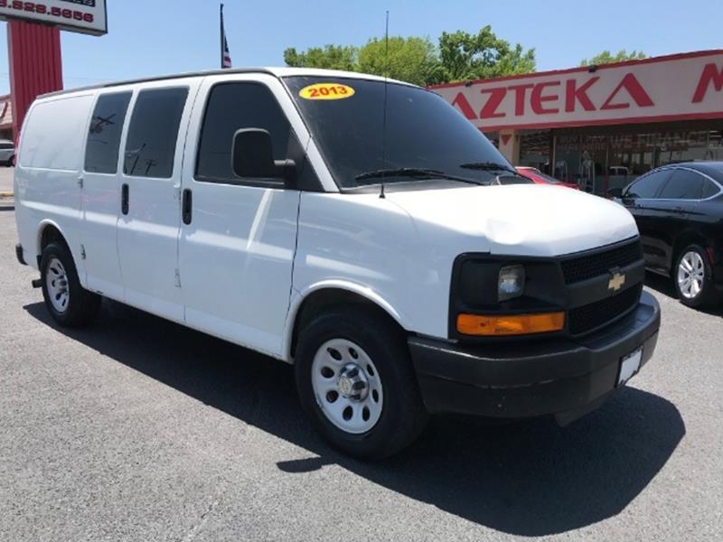 Chevrolet Express Cargo 2013 1500 3dr Cargo Van